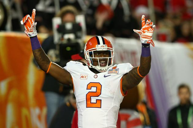 Who Is the Top Receiver in the 2014 NFL Draft?