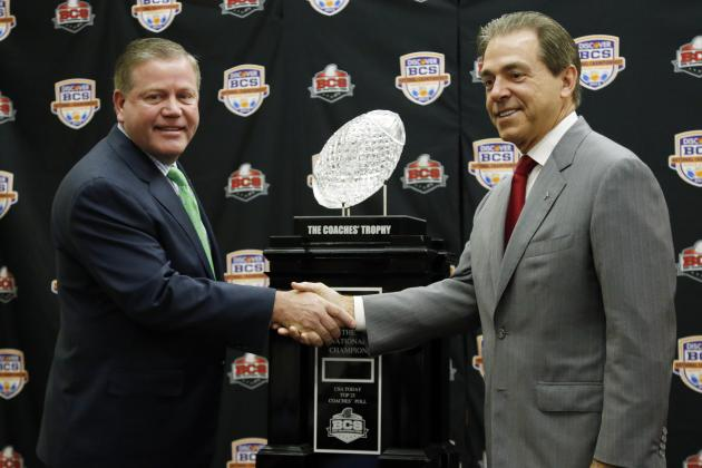 How Notre Dame Would Fare If Irish Played Alabama's 2014 Schedule