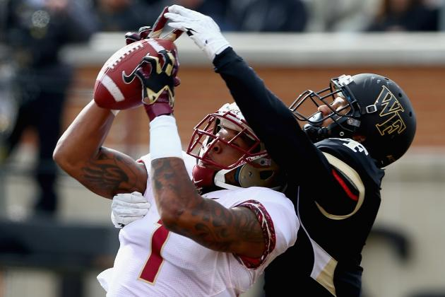 Why the Steelers Cannot Afford to Pass on Kelvin Benjamin in 2014 NFL Draft