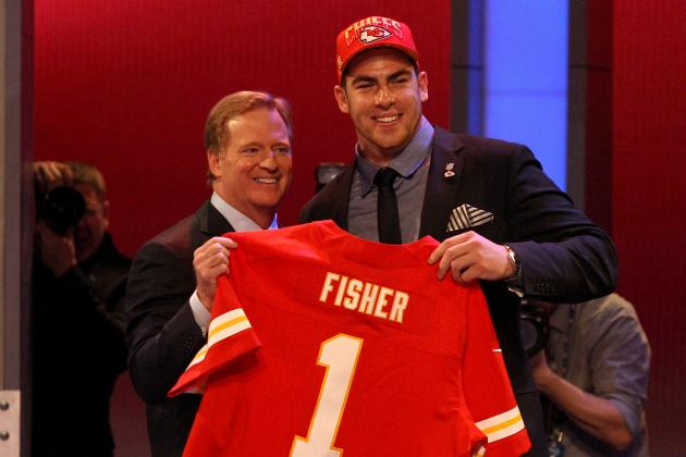 Eric Fisher Has Sports Hernia Fixed After Shoulder Surgery