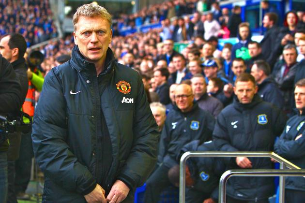 Trusting David Moyes with Another Year Is Too Big a Gamble for Manchester United