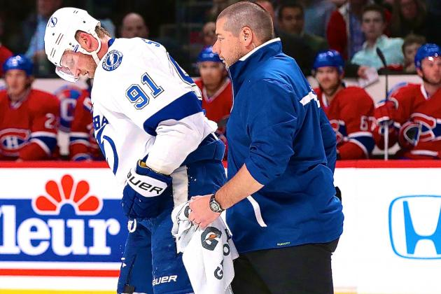 Steven Stamkos Injury: Updates on Lightning Star's Head and Recovery