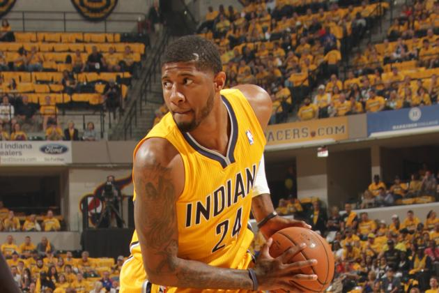 Paul George: Game 2 vs. Atlanta Hawks Is 'Must-Win'