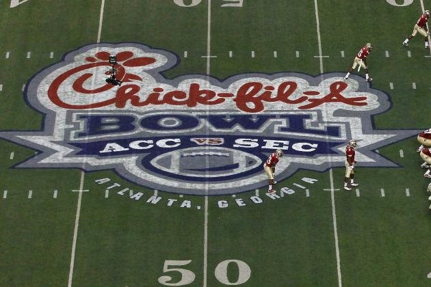 New-Look Chick-fil-A Peach Bowl Paves Way for Atlanta to Host National Title