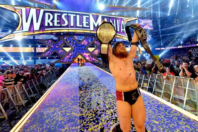 Analyzing Daniel Bryan's Long-Term Potential as WWE World Champion