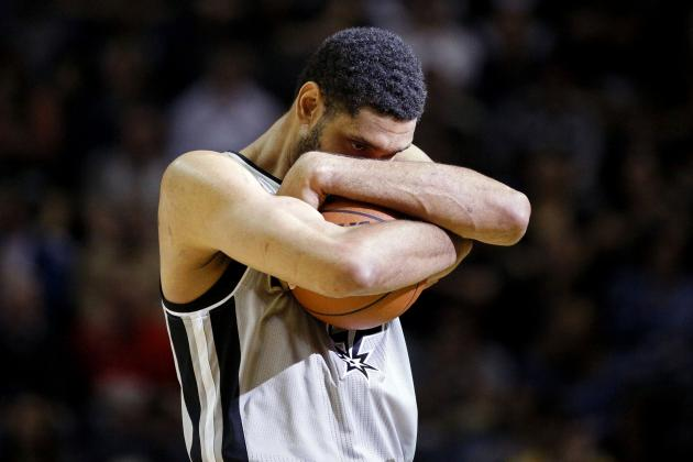 Is Vintage Tim Duncan Ready to Lead San Antonio Spurs Back to NBA Finals?