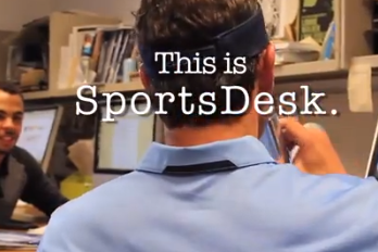 Video: UNC Coach Larry Fedora Makes a Spoof ESPN Ad