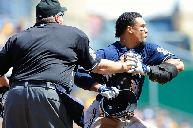 It's Time for MLB to Finally Crack Down on Bench-Clearing Brawls