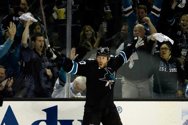 NHL Playoff Schedule 2014: 1st-Round TV Info and Preview for Stanley Cup Chase
