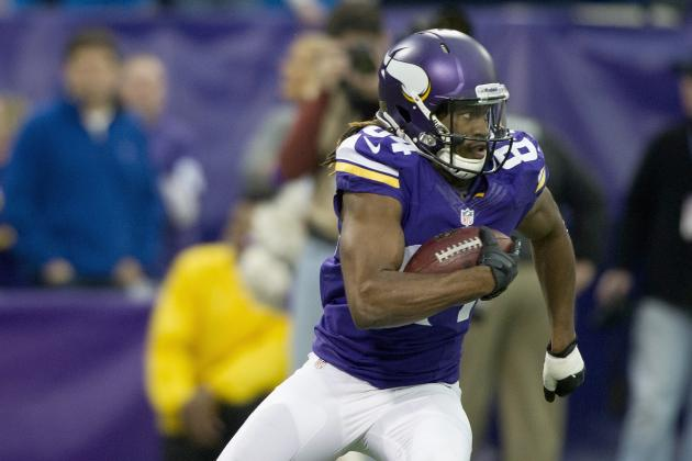 Will Cordarrelle Patterson Be the Next Josh Gordon?