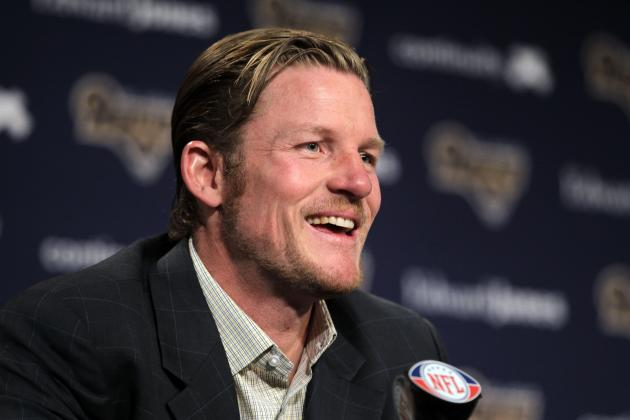 Les Snead Scouting QBs, but Puts Faith in Sam Bradford