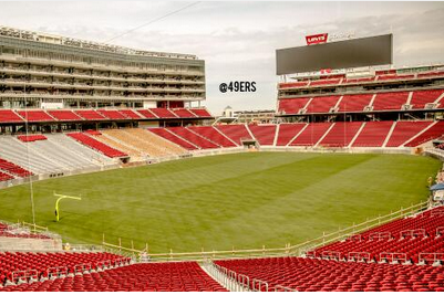 San Francisco 49ers Complete Installation of Levi's Field Grass (Photo)