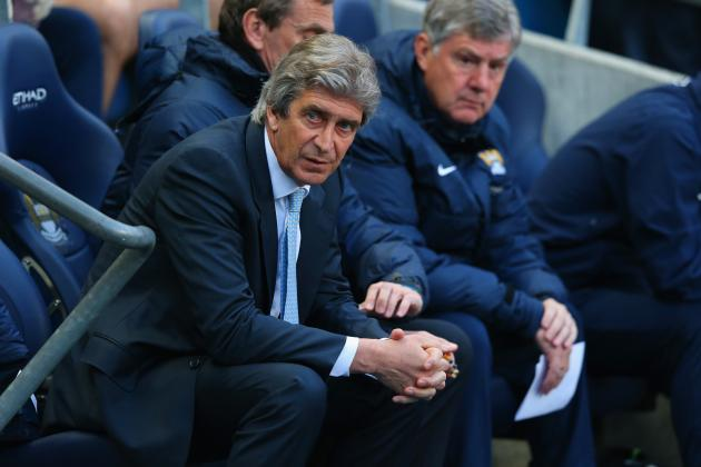 Manchester City vs. West Brom: Reaction from Manuel Pellegrini and Pepe Mel