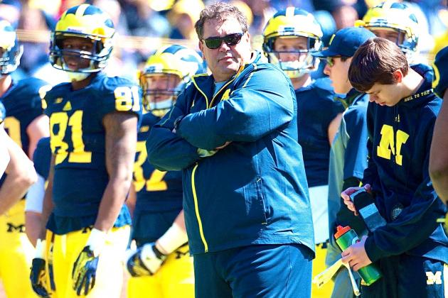 How Brady Hoke Can Solve Offensive Issues Before the Start of the Season