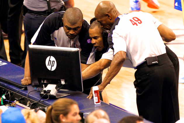 Is Replay Review Helping Sports or Helping to Ruin Sports?