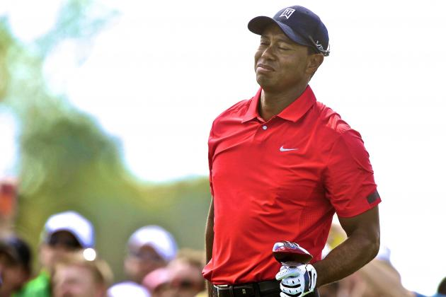 Tiger Woods' Absence Could Mean $15 Billion Loss for Golf
