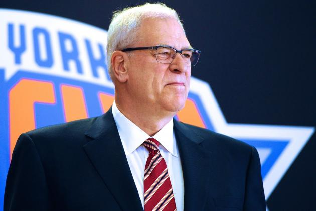 What's Next in Phil Jackson's Knicks Housecleaning, and Who Might New Coach Be?