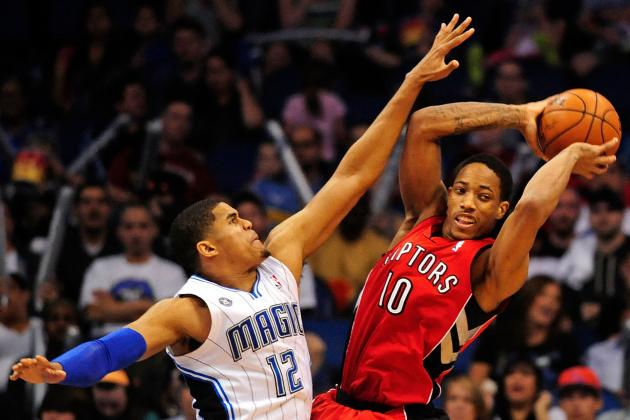 Toronto Raptors Need More from DeMar DeRozan to Knock off Brooklyn Nets