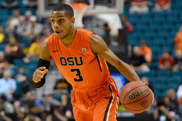 Oregon State Guard Hallice Cooke Plans to Transfer