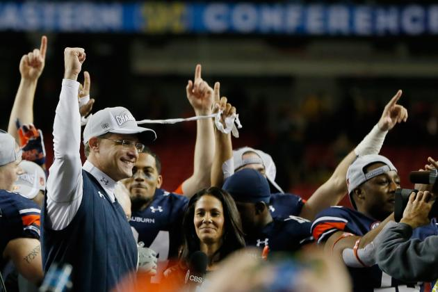 "Auburn Unveils ""2013 SEC Champions"" Hype Video"