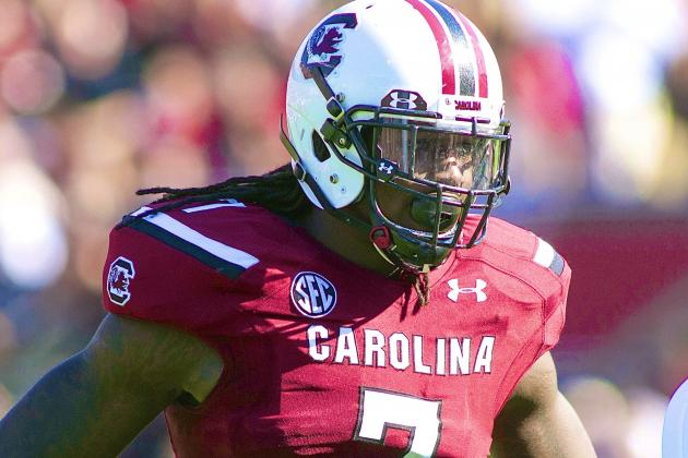 ESPN Analyst's Bashing of Jadaveon Clowney Embodies NFL Draft's 'Silly Season'