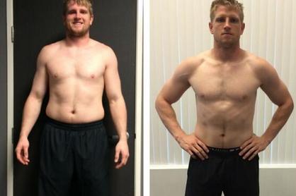 McClellin Transforms Body in Move to LB