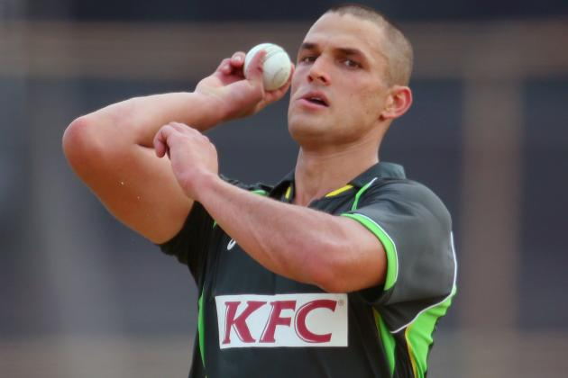 Nathan Coulter-Nile Suffers Serious Hamstring Injury in Indian Premier League