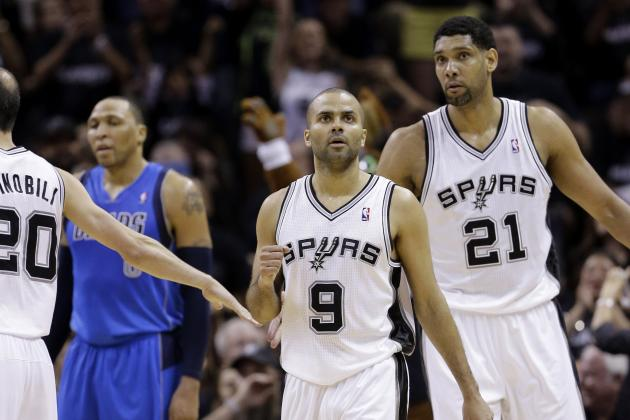 NBA Playoff Schedule 2014: TV Info and Preview for Remainder of 1st Round