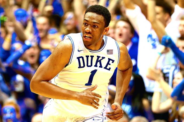Jabari Parker Voted Favorite to Go No. 1 Overall Among 30 Anonymous Executives
