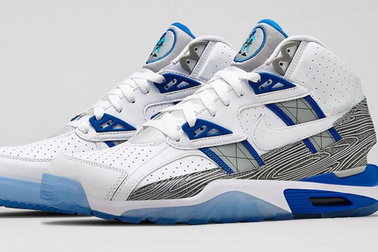 Nike Pays Tribute to Bo Jackson with Nike Air Trainer SC 'Broken Bats'