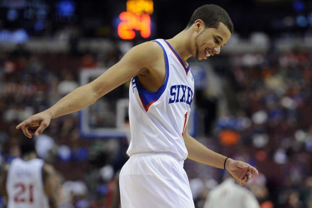 76ers' Michael Carter-Williams Wraps Up Historic Rookie Season
