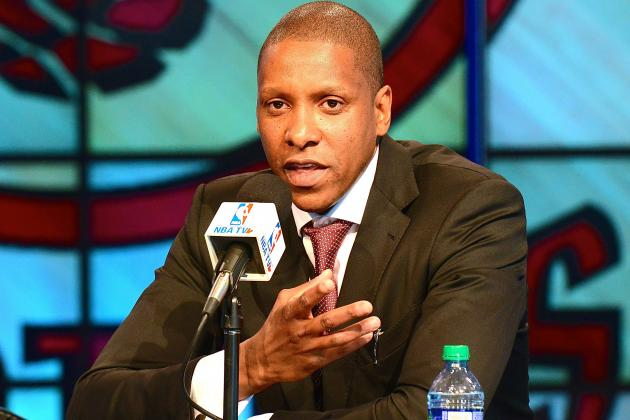 Masai Ujiri Fined $25K from NBA for Comments About Nets