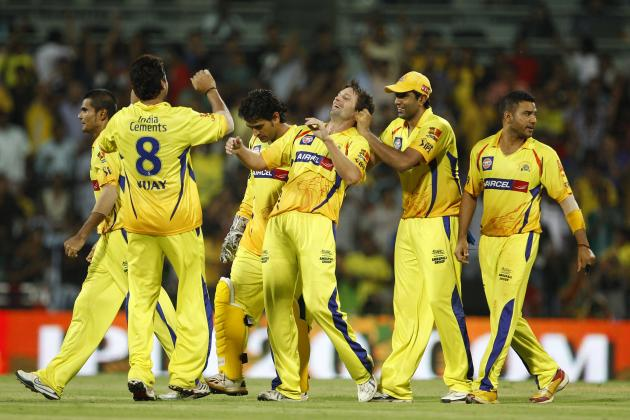 IPL: Chennai's Vintage and All-Round Show Against Delhi Spells Trouble