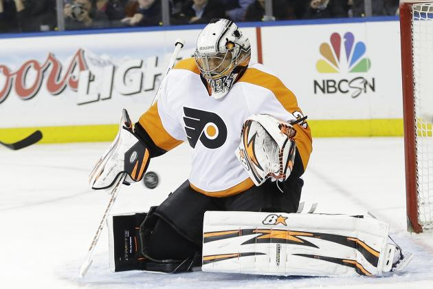 What Ray Emery's Performance Has Meant to Philadelphia Flyers in the Playoffs