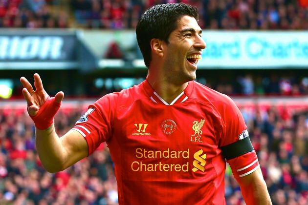How Luis Suarez Has Shed His Bad Reputation One Year from the Ivanovic Bite