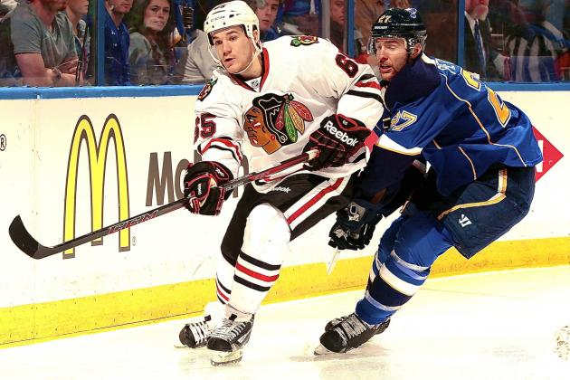 St. Louis Blues vs. Chicago Blackhawks Game 3: Live Score and Highlights