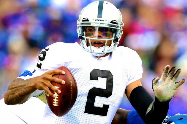 Terrelle Pryor Traded to Seahawks: Latest News, Reaction and Analysis