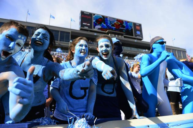 Kenan Memorial Stadium to Get Upgraded Cell Service