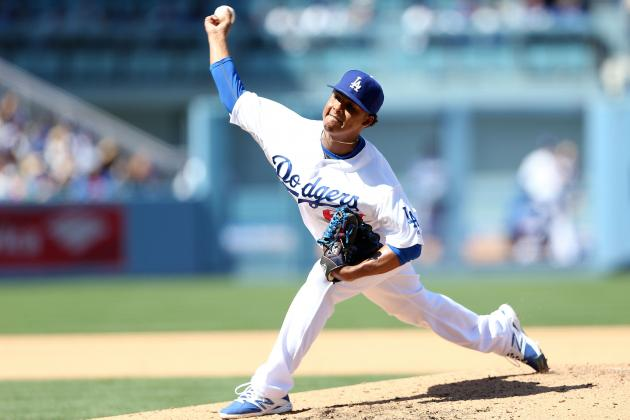 Dodgers' Shortage of Bullpen Arms Leads to Shortage of Reserves