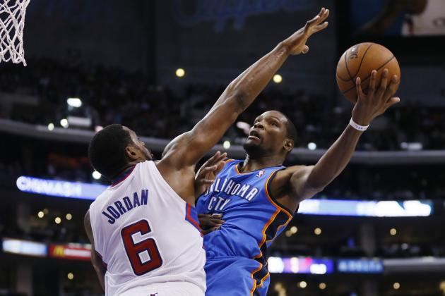 Doc Rivers Says DeAndre Jordan Should Have Won Defensive Player of the Year