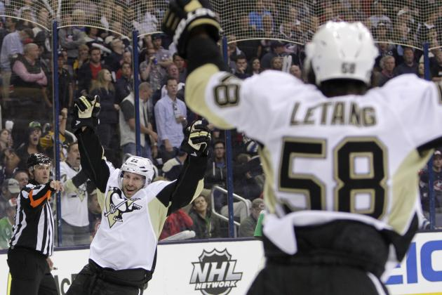 Pittsburgh Penguins vs. Columbus Blue Jackets Game 3: Live Score and Highlights