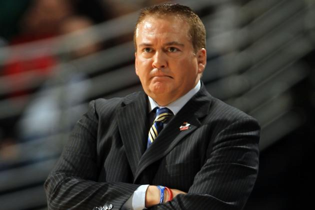 Report: Donnie Tyndall to Accept Vols' HC Offer