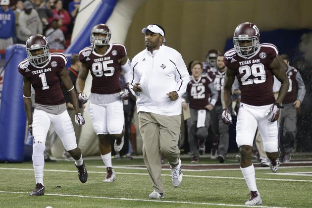 How Kevin Sumlin Can Solve Defensive Issues Before the Start of the Season