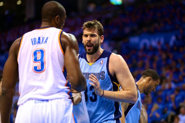 Grizzlies vs. Thunder Game 2: Live Score, Highlights and Reaction
