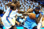 Grizz Beat Thunder in OT Thriller