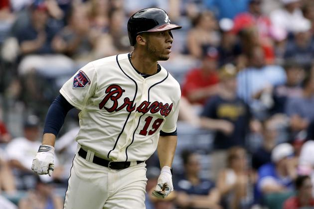 Andrelton Simmons' Added Offense Could Make Braves' Extension Look Like a Steal
