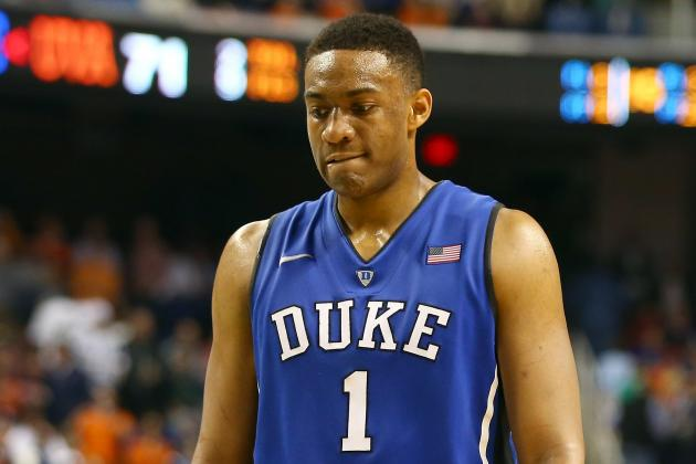 Duke Basketball: Would Duke Have Been Better Off Without Jabari?