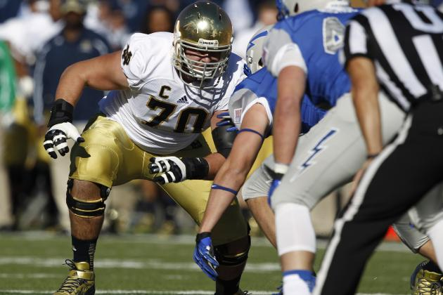 Why Dallas Cowboys Should Target Zack Martin in 2014 NFL Draft