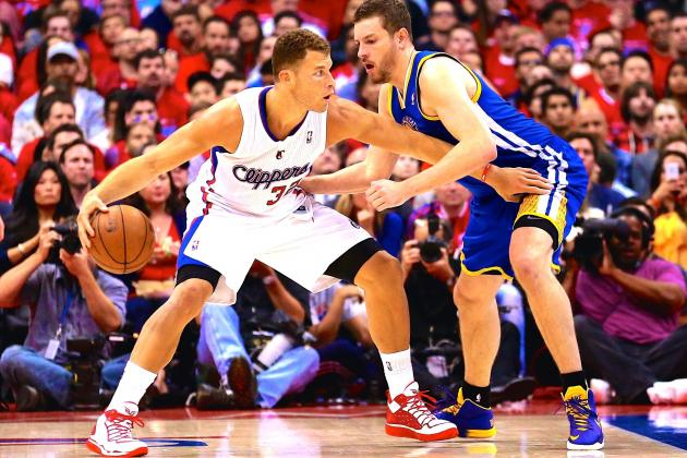 Warriors vs. Clippers: Game 2 Score and Twitter Reaction from 2014 NBA Playoffs