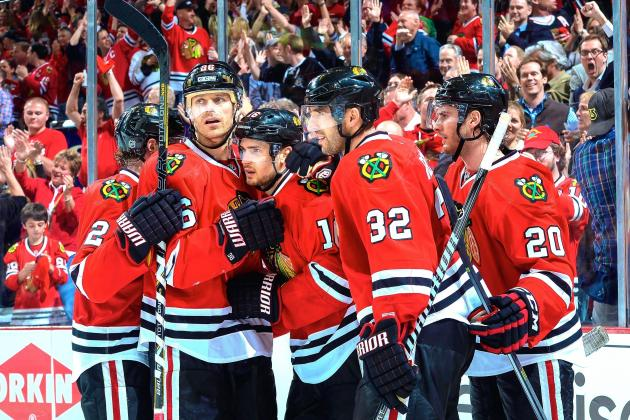 Chicago Blackhawks Survive St. Louis Blues in Game 3, Prove They Can Win Ugly